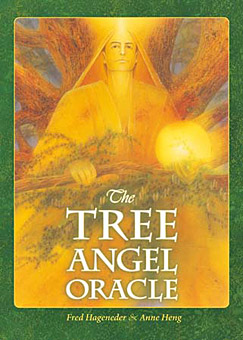 book cover Hageneder/Heng The Tree Angel Oracle