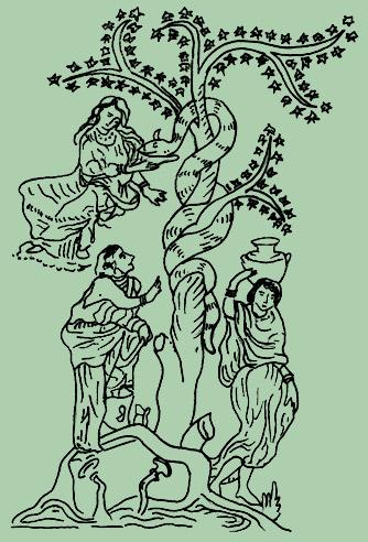 El árbol de las Hespérides