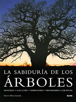sobrecubierta Hageneder La Sabiduría de los Arboles